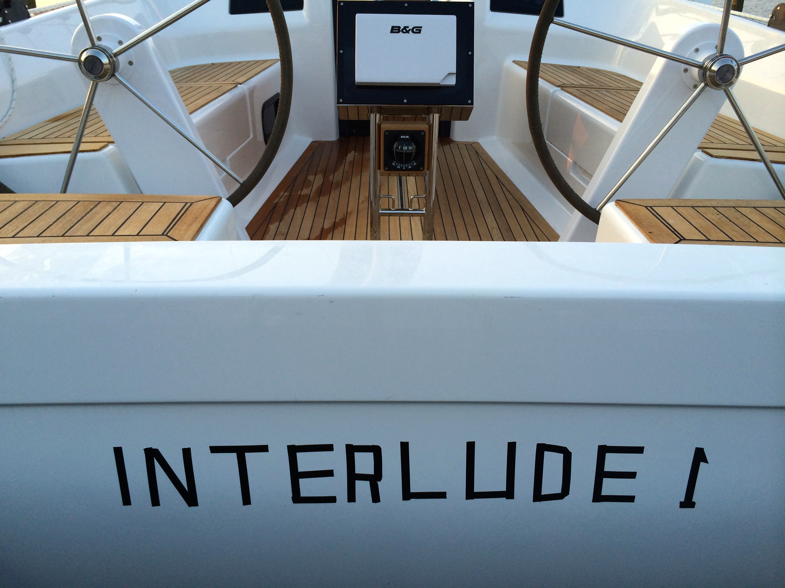 Interlude Transom